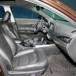 GAC Trumpchi GA6 front seats at Guangzhou Auto Show 2014