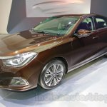 GAC Trumpchi GA6 front three quarter at Guangzhou Auto Show 2014