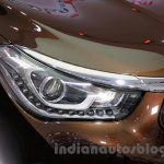 GAC Trumpchi GA6 headlamp at Guangzhou Auto Show 2014