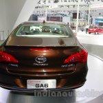 GAC Trumpchi GA6 rear at Guangzhou Auto Show 2014