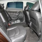 GAC Trumpchi GA6 rear seats at Guangzhou Auto Show 2014