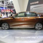 GAC Trumpchi GA6 side at Guangzhou Auto Show 2014