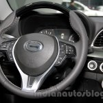 GAC Trumpchi GA6 steering wheel at Guangzhou Auto Show 2014