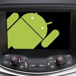 GM Android-Enabled navigation system