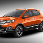 Great Wall Haval H1 front quarter