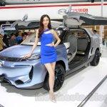 Guangzhou Auto WitStar Concept at the 2014 Guangzhou Auto Show