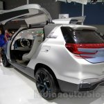 Guangzhou Auto WitStar Concept rear quarter at the 2014 Guangzhou Auto Show
