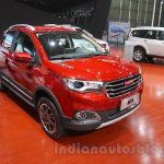Haval H1 front quarter at 2014 Guangzhou Auto Show