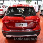Haval H1 rear at 2014 Guangzhou Auto Show