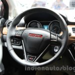 Haval H1 steering wheel at 2014 Guangzhou Auto Show