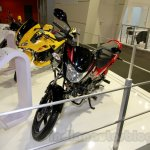 Hero Glamour front at EICMA 2014