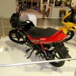 Hero Glamour front three quarter at EICMA 2014
