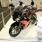 Hero HX250R at EICMA 2014