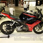 Hero HX250R side at EICMA 2014