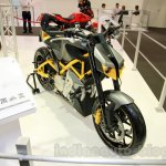 Hero Hastur front right three quarter at EICMA 2014