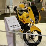 Hero Karizma R fairing at EICMA 2014