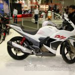 Hero Karizma ZMR side at EICMA 2014