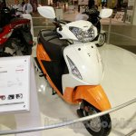 Hero Pleasure at EICMA 2014