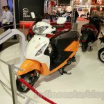 Hero Pleasure front three quarter at EICMA 2014