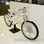 Hero SimplEcity concept front three quarter at EICMA 2014