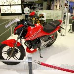 Hero Xtreme Sports front three quarter at EICMA 2014