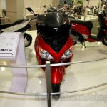 Hero ZIR front at EICMA 2014