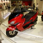 Hero ZIR front three quarter at EICMA 2014