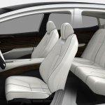 Honda FCV Concept interior