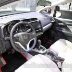 Honda Jazz dash at 2014 Guangzhou Auto Show