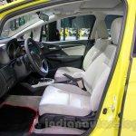 Honda Jazz front seat at 2014 Guangzhou Auto Show