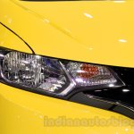 Honda Jazz headlight at 2014 Guangzhou Auto Show