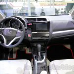 Honda Jazz interior at 2014 Guangzhou Auto Show