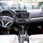 Honda Jazz interior at 2014 Guangzhou Auto Show