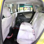 Honda Jazz rear seat at 2014 Guangzhou Auto Show