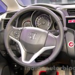 Honda Jazz steering at 2014 Guangzhou Auto Show