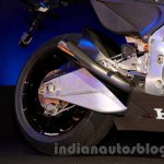 Honda RC213V-S Prototype rear wheel at EICMA 2014