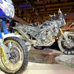 Honda True Adventure Prototype front right three quarter at EICMA 2014