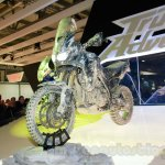 Honda True Adventure Prototype front three quarter at EICMA 2014