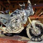 Honda True Adventure Prototype side at EICMA 2014