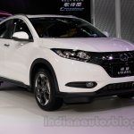 Honda Vezel front quarter at the Guangzhou Auto Show 2014