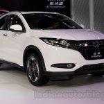 Honda Vezel front quarter at the Guangzhou Auto Show 2014