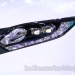 Honda Vezel headlight at the Guangzhou Auto Show 2014