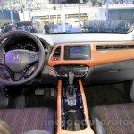 Honda Vezel interior at the Guangzhou Auto Show 2014