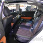 Honda Vezel rear seat at the Guangzhou Auto Show 2014
