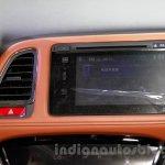 Honda Vezel touchscreen at the Guangzhou Auto Show 2014