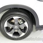 Honda Vezel wheel at the Guangzhou Auto Show 2014