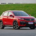 Honda XR-V front quarter