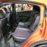 Honda XR-V rear seats at the 2014 Guangzhou Motor Show