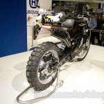 Husqvarna 401 Svartpilen concept rear right three quarter at EICMA 2014