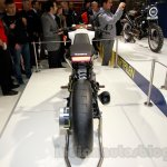 Husqvarna 401 Vitpilen concept rear at EICMA 2014